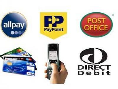 Payment method symbols